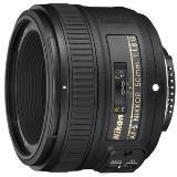 尼康(Nikon) AF-S 50mm f/1.8G 标准定焦镜头