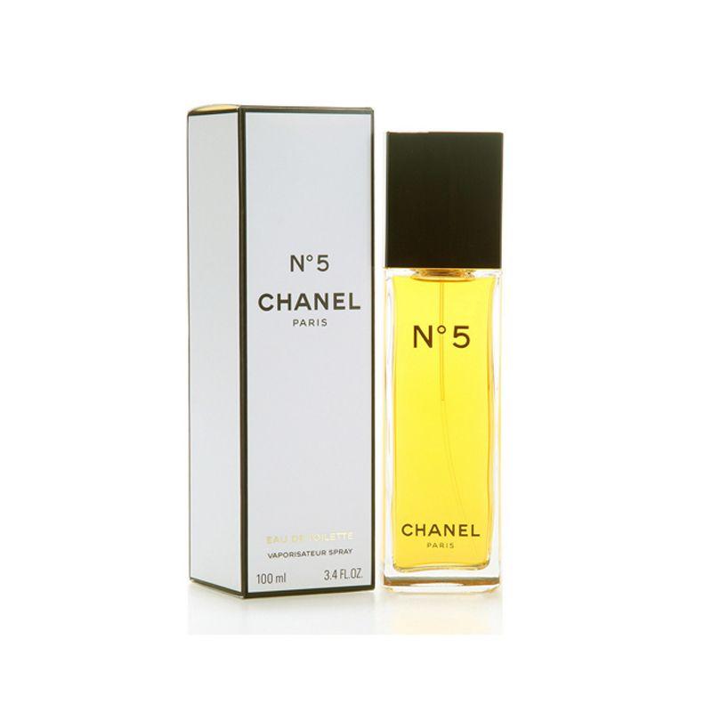 香奈儿(Chanel) NO.5 5号 淡香水 100ml