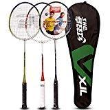 红双喜(DHS) E-TX202 U 羽毛球拍