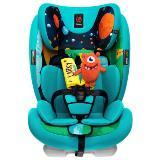 感恩(ganen) 人马座 9个月-12岁 五点式安全带 儿童汽车安全座椅