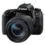 佳能(Canon) EOS 77D (18-135mm)镜头 单反相机