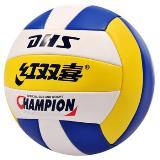 红双喜(DHS) FV518 比赛用球 PU材质 排球
