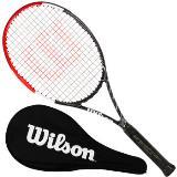 威尔胜(Wilson) Hyperspeed 已穿线 大拍面 碳纤维 网球拍
