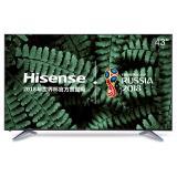 海信(Hisense) LED43EC500U 43英寸 4K超高清 智能液晶电视